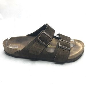 Birkenstock Arizona Sandal Two Strap Buckles 40